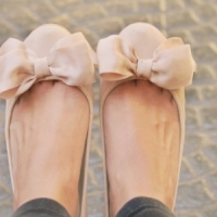 7 Adorable Bow Flats for Summer ...