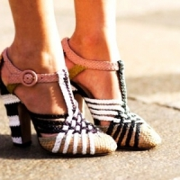 7 Stylish T-Strap Shoes ...