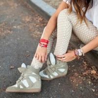 7 Adorable Sneaker Wedges ...