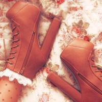 8 Cool Chunky Heels ...