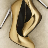 8 Marvelous Metallic Pumps ...