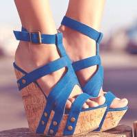 21 Pairs of Drop Dead Gorgeous Summer Wedges You Won't Be Able to Resist ...