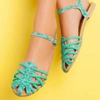 7 Super Summery Braided Sandals ...