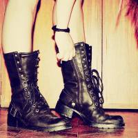Get Your Sexy on! How to Rock Combat Boots ...