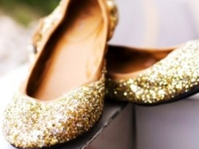 9 Party Perfect Sparkly Ballet Flats ...