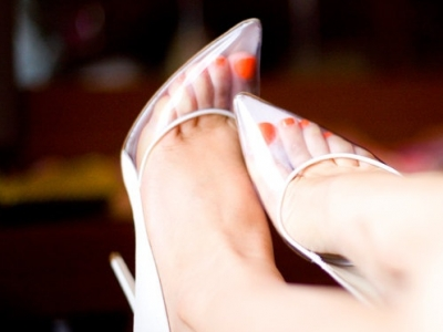 8 New See-through Shoes – Hit or Miss? ...