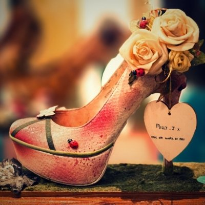 31 Stunning Shoes by Milly J, Designer Extraordinaire ...