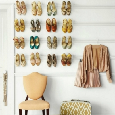 44 Shoe Racks Carrie Bradshaw Would Be Proud of ...