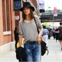 7 Streetstyle Ways to Wear Boyfriend Jeans ...