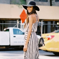 10 Stylish Striped Street Style Looks You May Want to Try ...