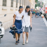9 Fashionable Street Style Pairs – the New Street Style Trend? ...