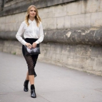 9 Chic Black and White Street Style Looks ...