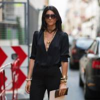 7 Streetstyle Ways to Rock an All-Black Ensemble ...