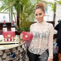 7 Adorable Street Style Looks from Adrienne Bailon ...