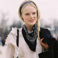 7 Street Style Outfits with Bandanas to Recreate ...