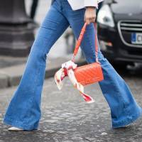9 Street Style Snaps That Will Make You Want to Wear Flared Jeans ...