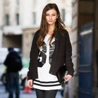 7 Street Style Ways to Wear Black and White ...