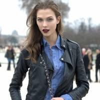 7 Street Style Ways to Mix Leather and Denim This Fall ...