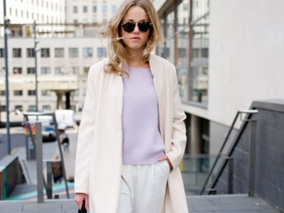 9 Fab Street Style Ways to Wear White Pants ...