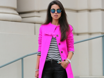 7 Super Fun Streetstyle Inspired Ways to Wear Neon ...