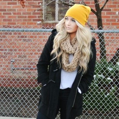 7 Street Style Outfits with Beanies to Recreate This Fall ...