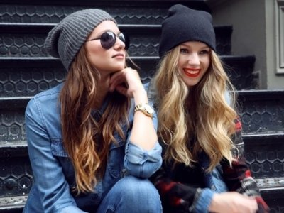 7 Streetstyle Ways to Wear a Beanie ...