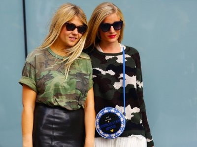 7 Awesome Street Style Camo Outfits to Recreate ...
