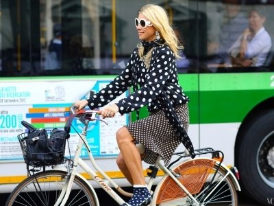 7 Awesome Streetstyle Ways to Wear Polka-dots ...