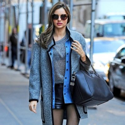 7 Street Style Outfits with Tights to Recreate ...