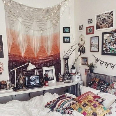 This is All the Inspiration You Need for a Fabulous Dorm Room ...