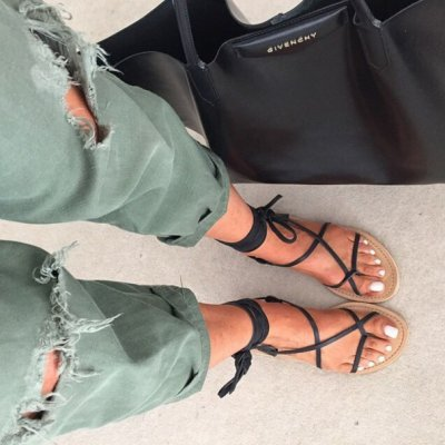 23 Strappy Summer Sandals That Are Super Comfy ...