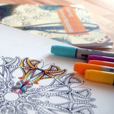 Adult Coloring Books You Can Enjoy at Any Age ...