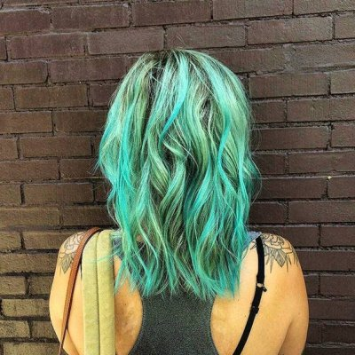 7 Unnatural Hair Colors That Won't Look Too Crazy ...