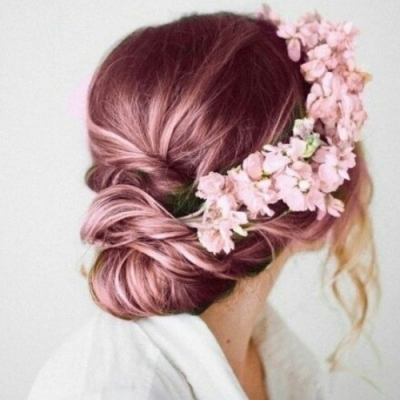 Wear These 22 Sexy Low Updos during Party Season ...