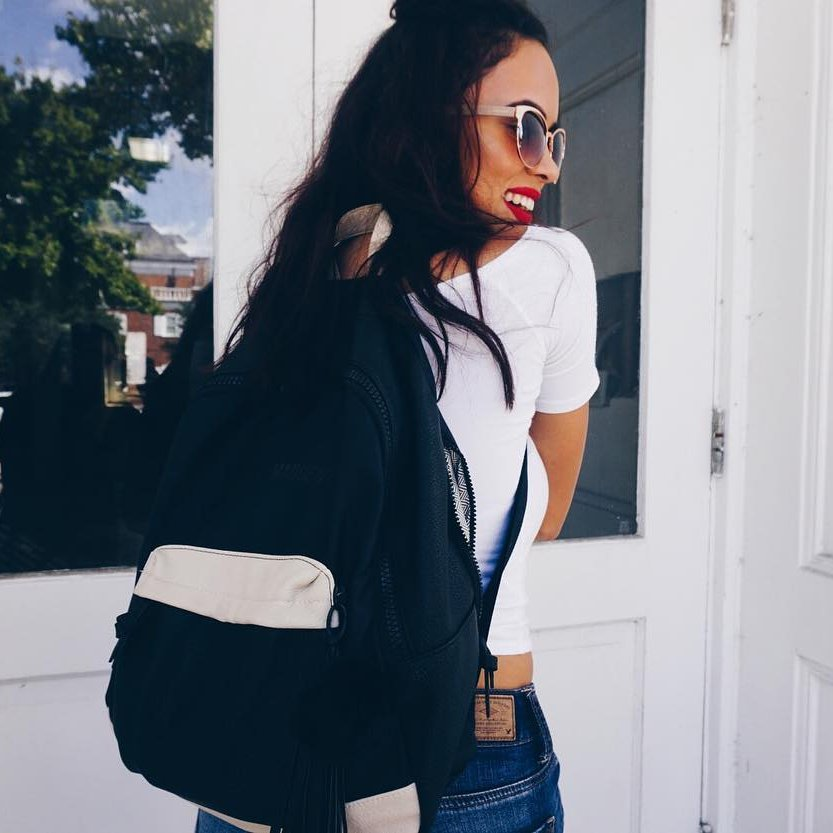 Best 👍 (and Cutest ☺️) Backpacks 🎒 for College Girls 🏫 ...