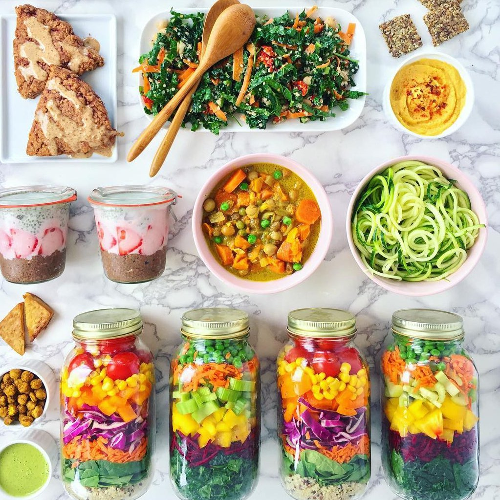 10 Meal Prep 🍽 Ideas 💡 for Lunch 🥗 on the Go 🚗 ...