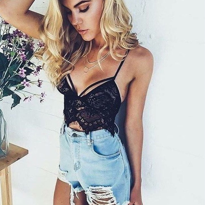 Sexy 😍 Bralettes Will Make Crop Tops 👚 a Thing of the past 📆 ...
