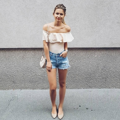8 Sexy Alternatives to Jean Shorts for the Summer 👚 ...