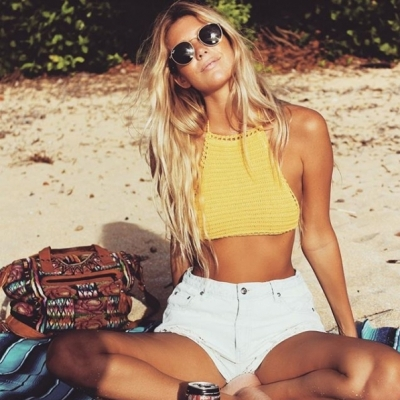 73 Adorable Outfit Ideas for Your Beach Holiday 👒👙 ...