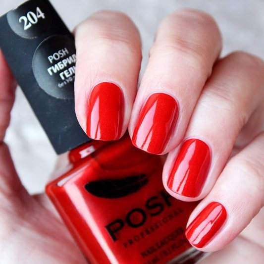 Red Nail Colors 💅🏼 to Rock 🤘🏼 This Summer ☀️ if You Want to Make a Statement 🗯 ...