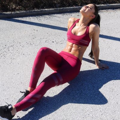 10 Tough 👊🏼 Exercises for Girls 🙋🏿🙋🏽🙋🏼🙋🏻 Who Want Killer 💥 Abs ...