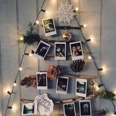 38 DIY Christmas Trees 🎄 of All Sorts Crafty Girls Will Adore ...