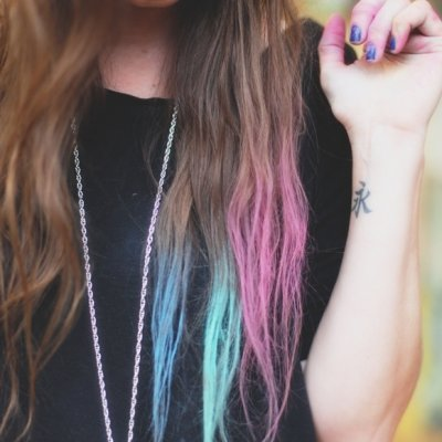 Non-Dye Ways to Add Color to Your Hair ...