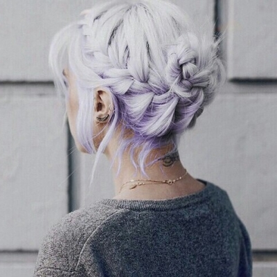 Braided Buns That'll Create a Balance between Cute and Sexy ...