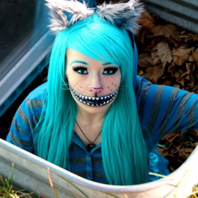 Halloween Makeup Tutorials to Test out on the 31st ...