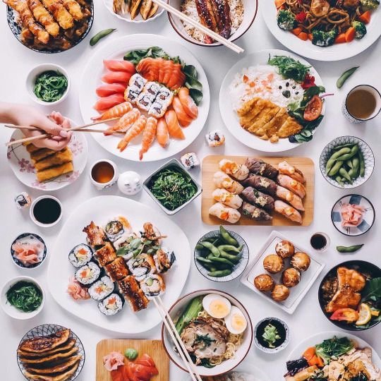 Homemade 🍴 Sushi Recipes 🍣 for Girls Tired 😩 of Spending 💰 so Much on Takeout 🥡 ...