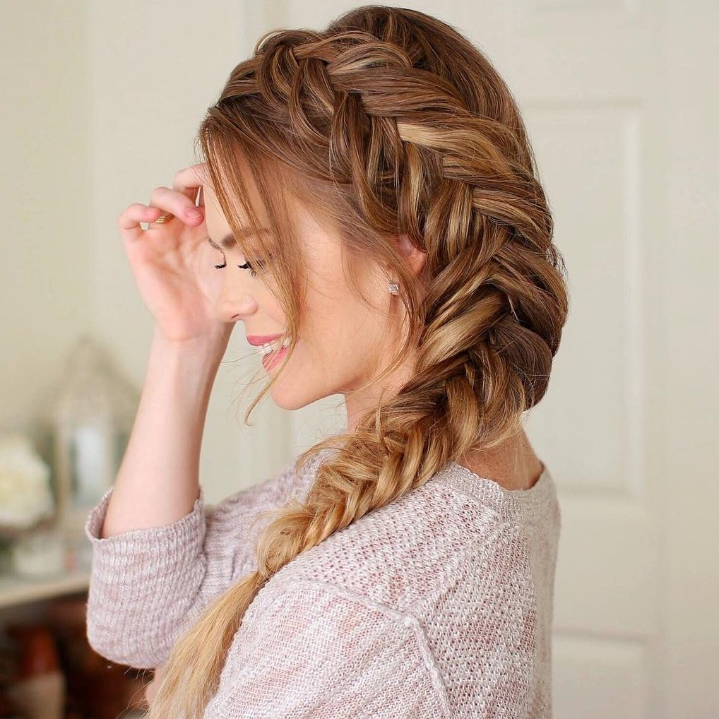 12 Easy ✌️ Everyday 📆 Hairstyles You Can Whip up in a Snap 👌 ...