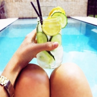 Forget Lemon Water: Time to Give Cucumber Water a Try ...
