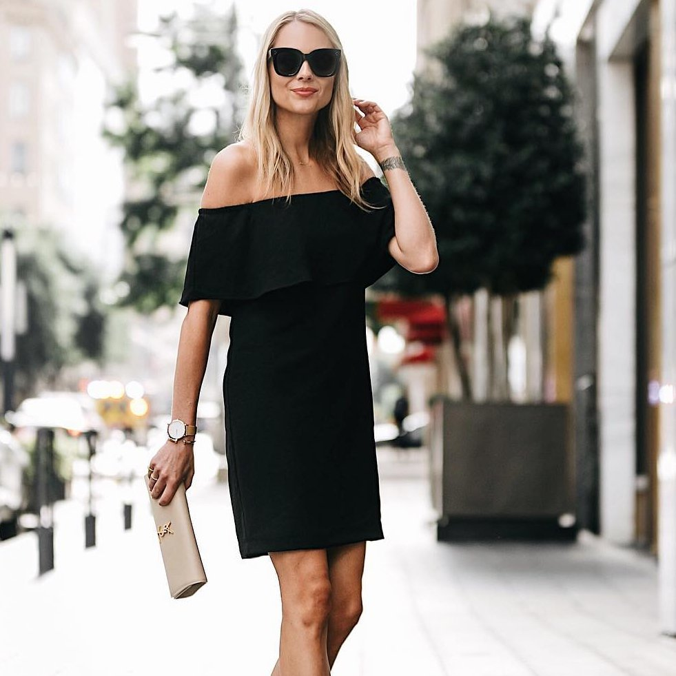 How to Style 😎 a Little Black Dress 🖤 for All 💯 Occasions 🎉 ...