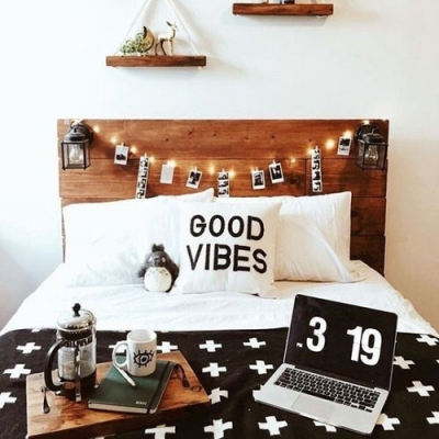 Sensational 🤗 Dorm Room 🏢 Inspos for Those Who Want a Gorgeous 😍 Room ...